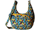 KAVU Sydney Satchel (Woodland Art)
