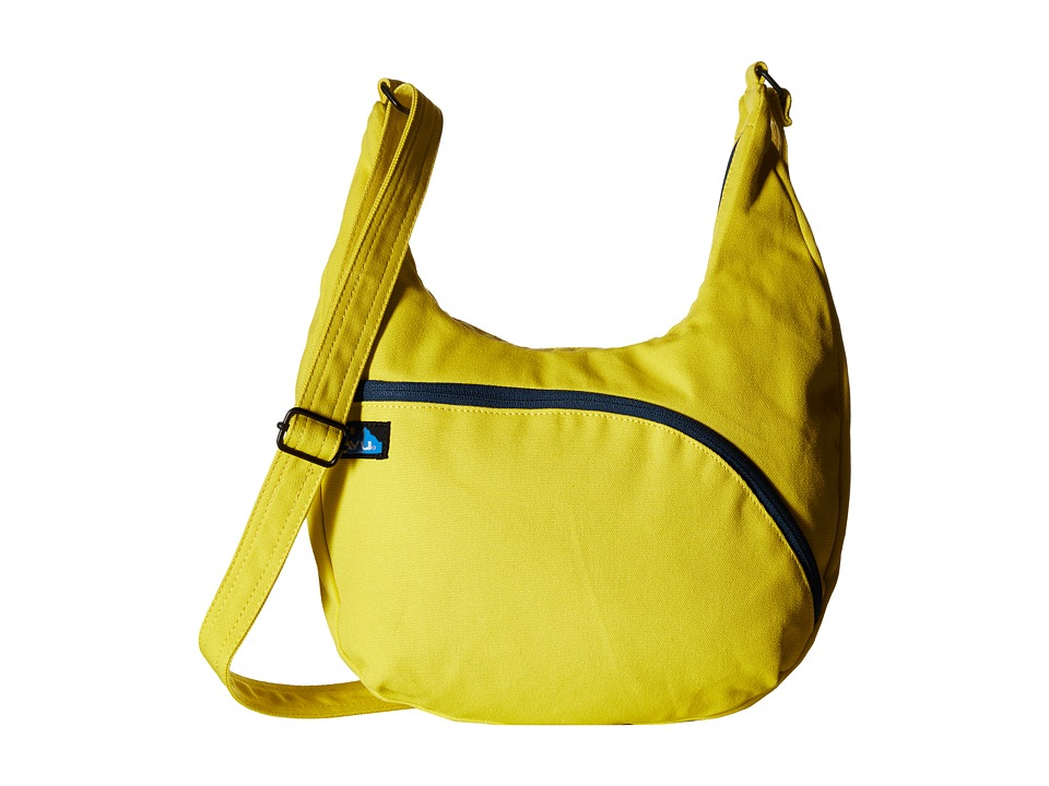 KAVU - Sydney Satchel (Lemon Drop) Satchel Handbags