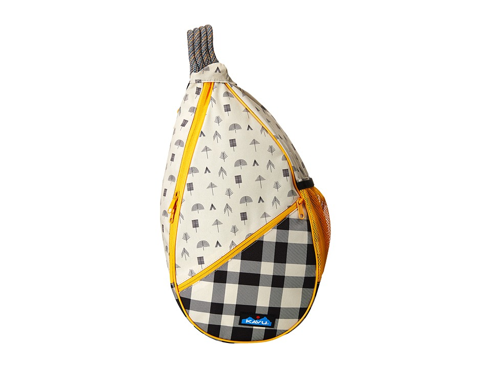 KAVU - Paxton Pack (Campground) Bags