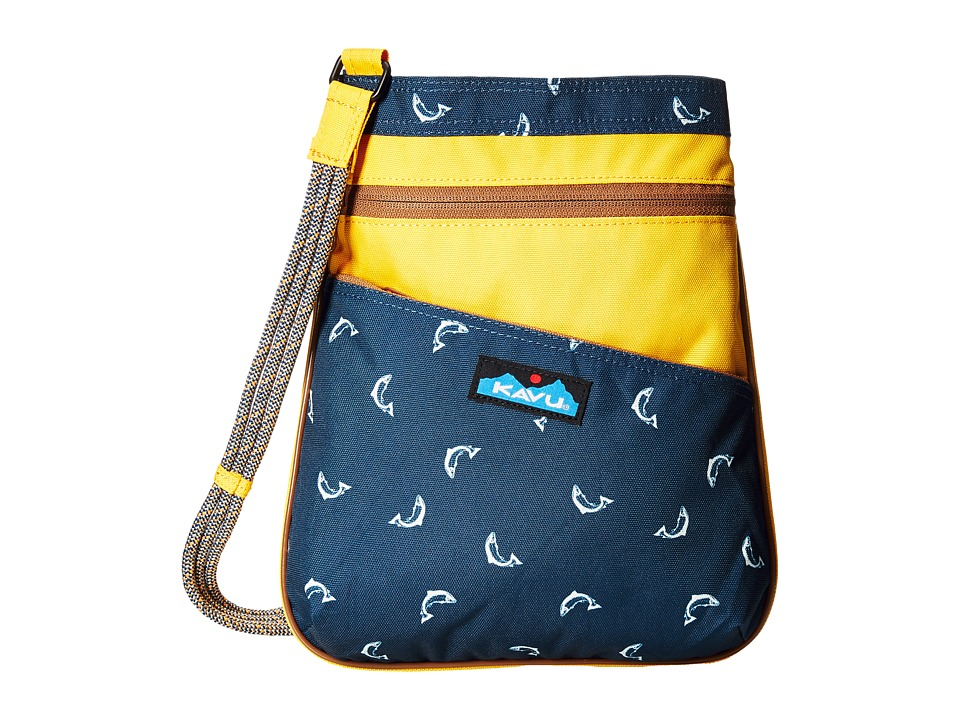 KAVU - Keepsake (Fly Fish) Bags