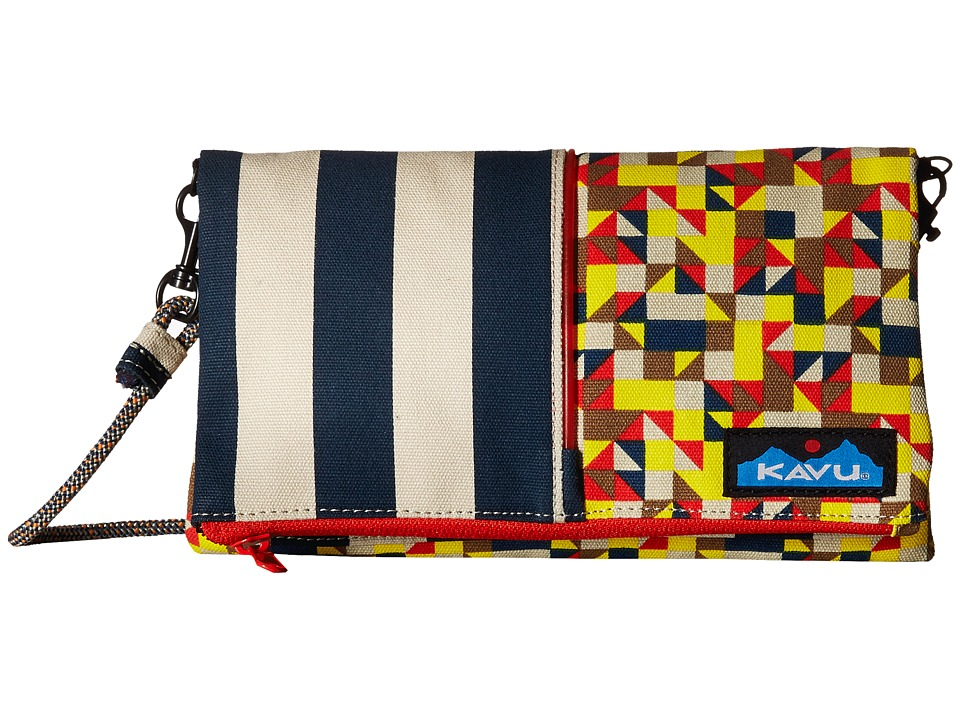KAVU - Twofold (Desert Quilt) Bags