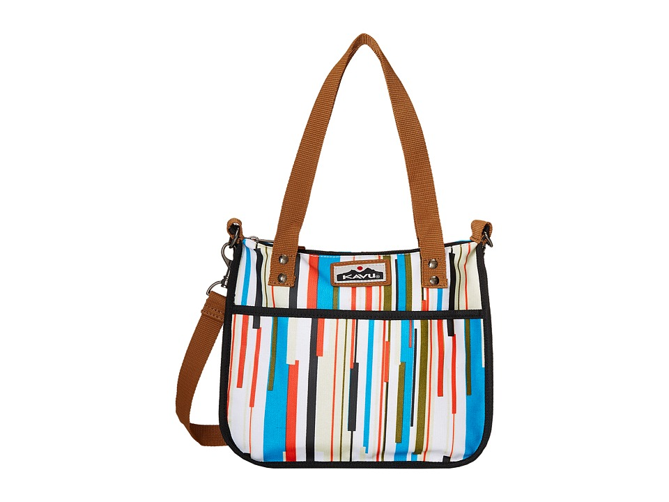 KAVU - Pascale Purse (Motion Blur) Wallet Handbags