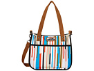 KAVU Pascale Purse (Motion Blur)