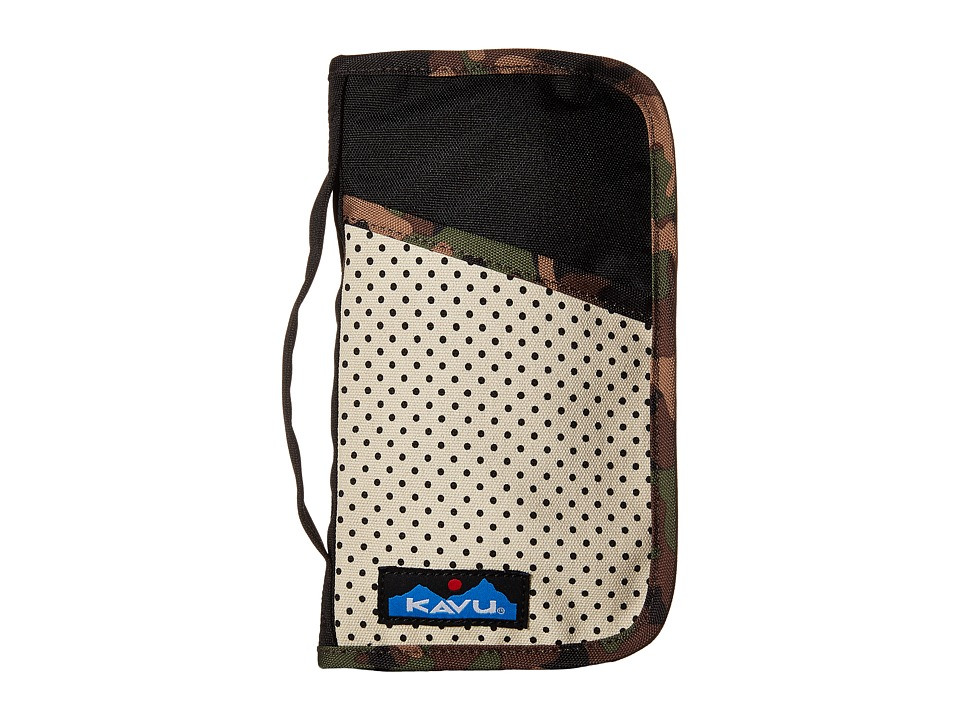 KAVU - Jet Set (Urban Dots) Bags