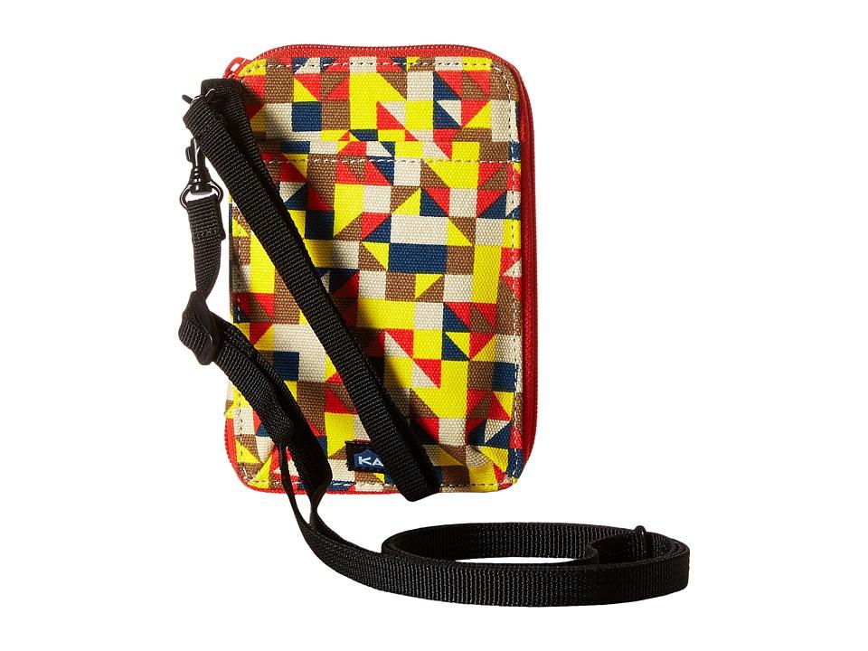 KAVU - Funster (Desert Quilt) Handbags