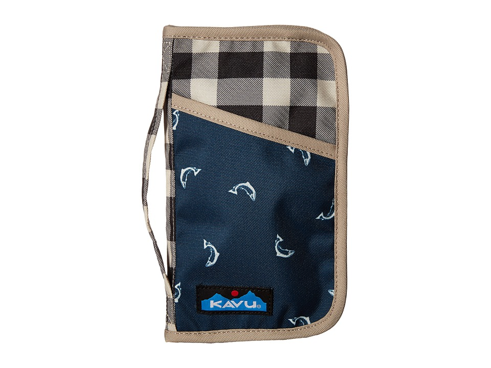 KAVU - Jet Set (Fly Fish) Bags