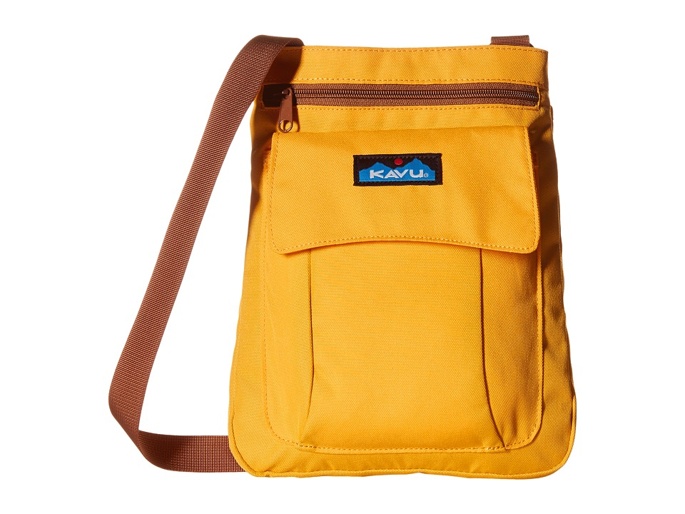 KAVU - For Keeps (Tangerine) Cross Body Handbags