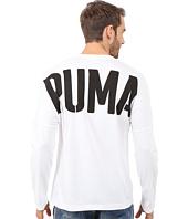 PUMA - Evo Bold Logo Long Sleeve Tee