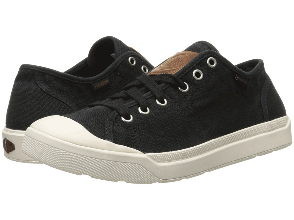 Palladium Pallarue LC (Black/Marshmallow) Men