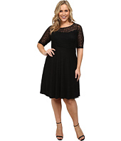 Poppy & Bloom - Plus Size Gloria Lace Dress