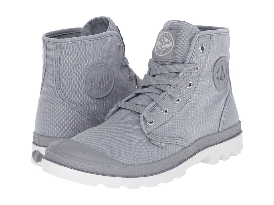 Palladium Pampa Hi (Monument/Dawn Blue) Men