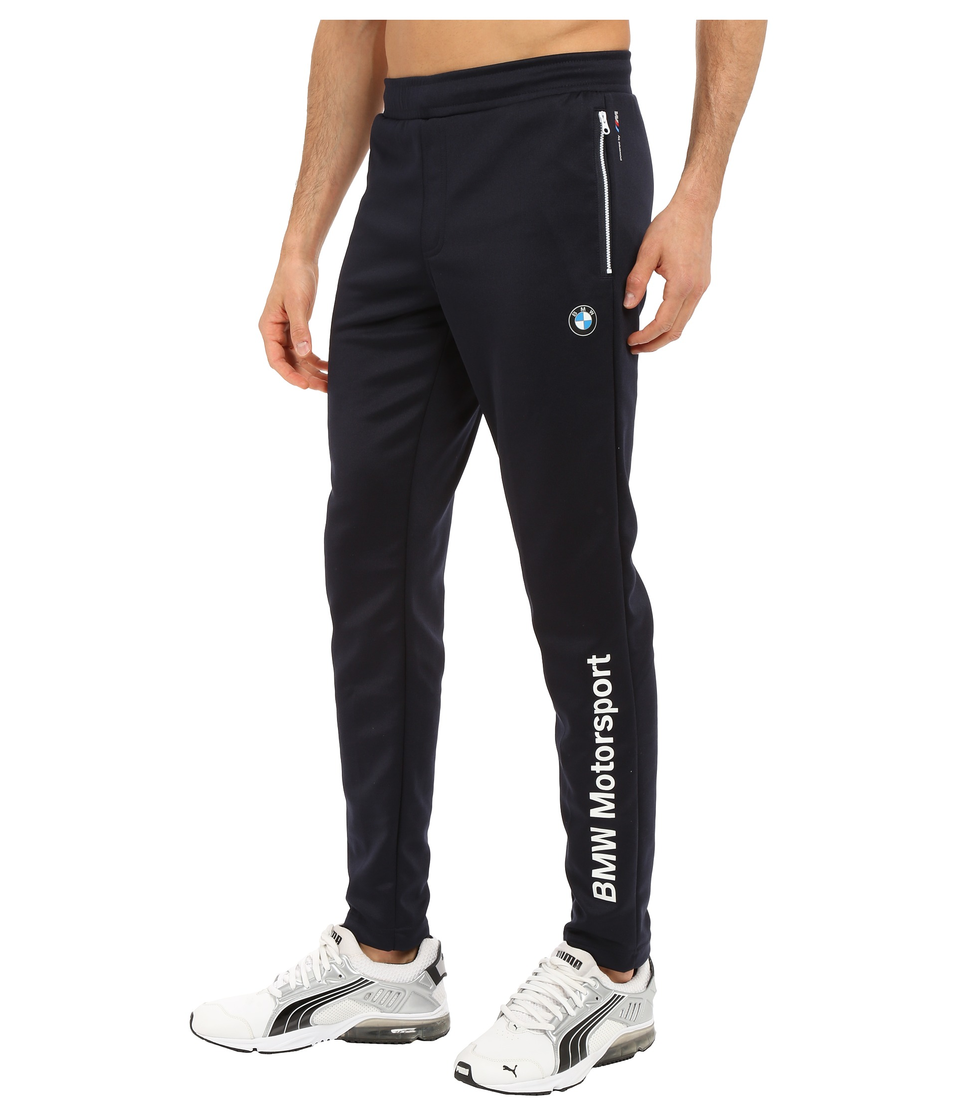 PUMA BMW MSP Track Pants Team Blue Zapposcom Free
