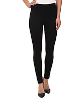 DKNYC - Structured Ponte QR Seamed Legging
