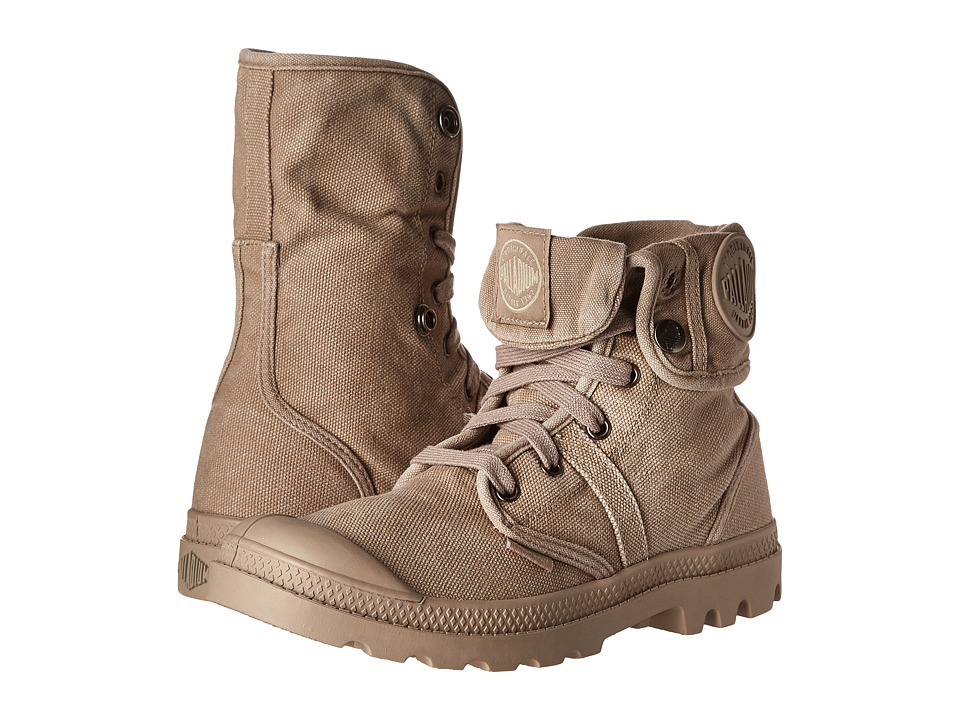 Palladium Pallabrouse Baggy (Stucco/Cobblestone) Women