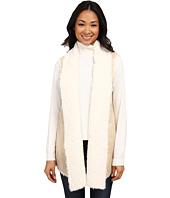 DKNYC - Faux Fur Bonded Shearling Vest