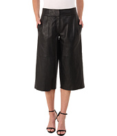 DKNYC - Leather Culotte Pant