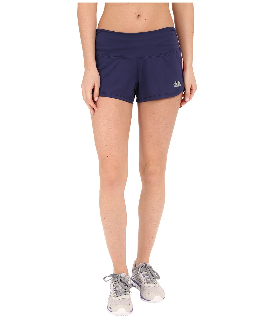 The North Face Kickin Dust Shorts Patriot Blue Womens Shorts