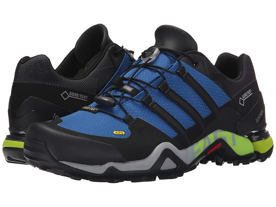 adidas Outdoor - Terrex Fast R GTX (EQT Blue/Black/Midnight) Men
