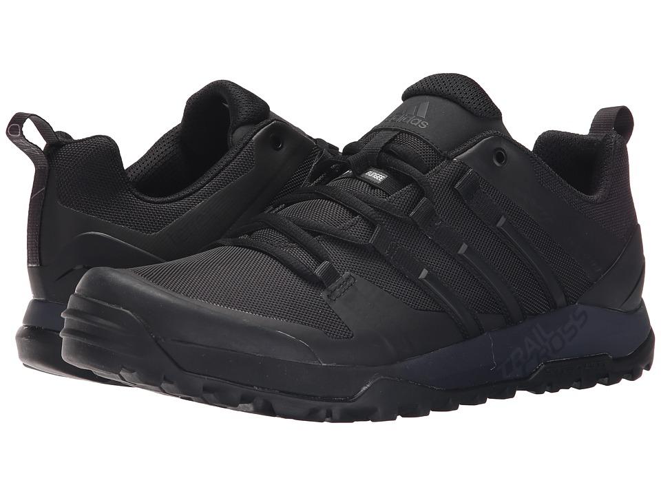 adidas Outdoor - Terrex Trail Cross SL (Dark Grey/Black/MGH Solid Grey) Men