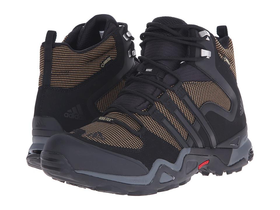adidas Outdoor - Fast X High GTX (Earth/Black/Vista Grey) Men