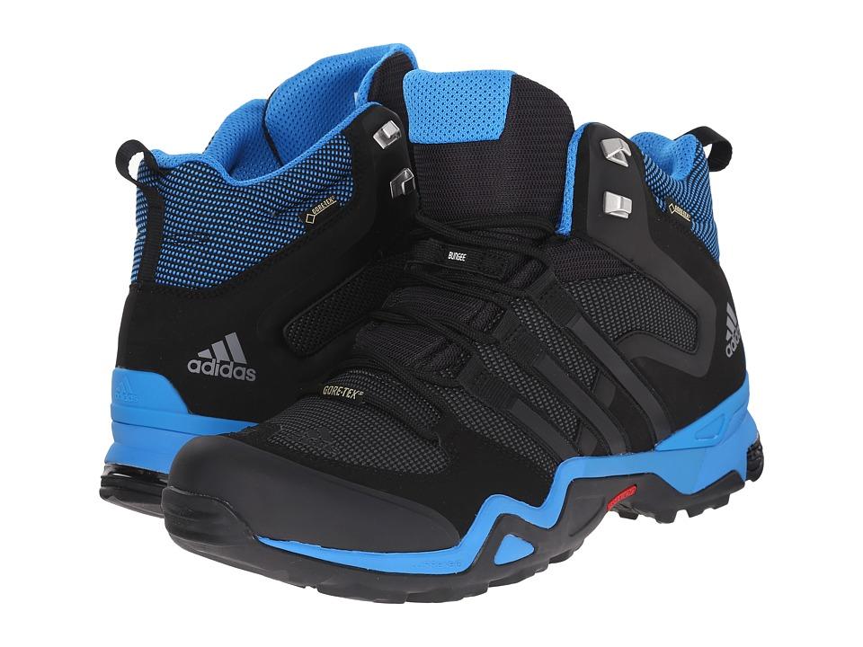 adidas Outdoor - Fast X High GTX (Dark Grey/Black/Vista Grey) Men