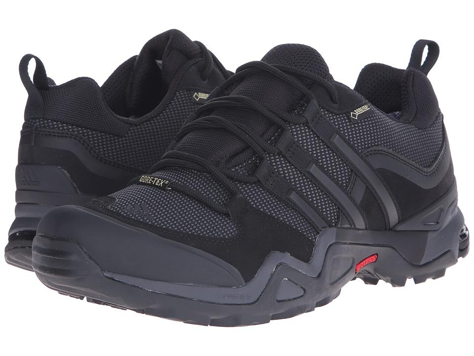 adidas Outdoor - Fast X GTX (Black/Dark Grey/Power Red) Men