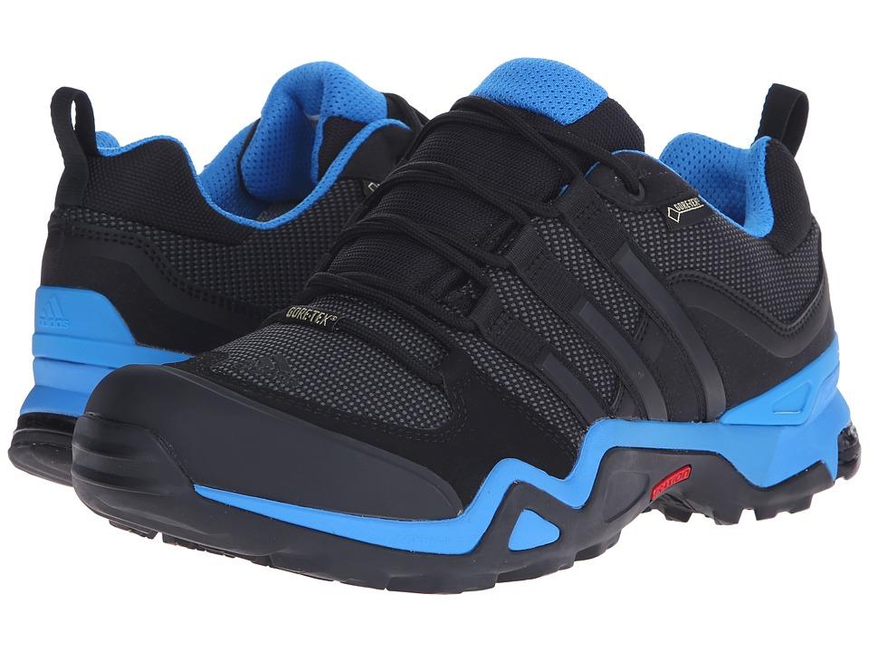 adidas Outdoor - Fast X GTX (Dark Grey/Black/Vista Grey) Men
