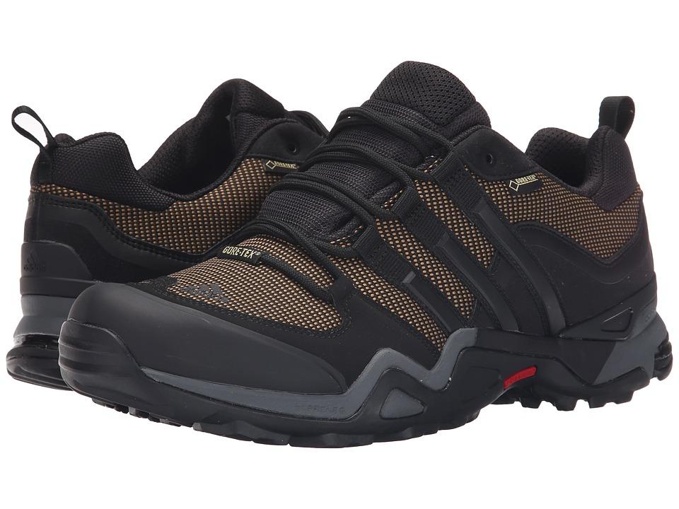 adidas Outdoor - Fast X GTX (Earth/Black/Vista Grey) Men
