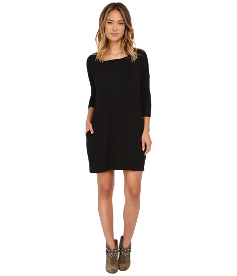 Culture Phit Gigi Luxe French Terry Pocketed Dress