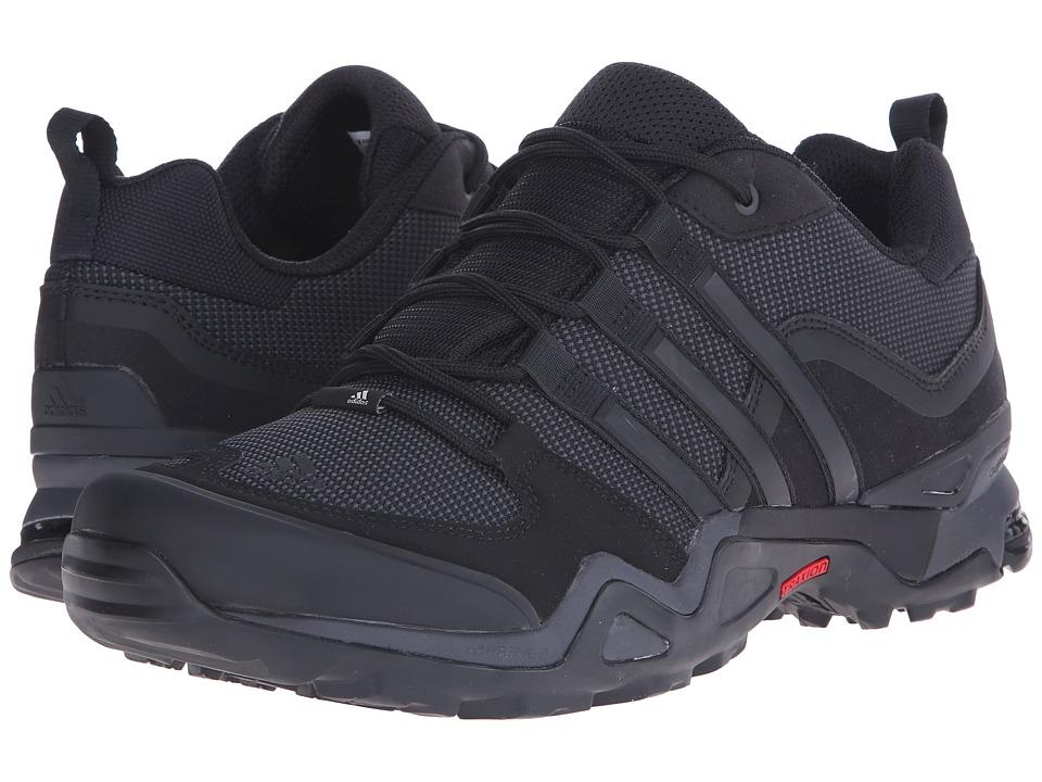 adidas Outdoor - Fast X (Black/Dark Grey/Power Red) Men