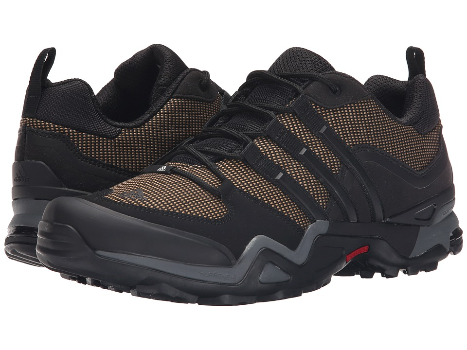 adidas Outdoor - Fast X (Earth/Black/Vista Grey) Men
