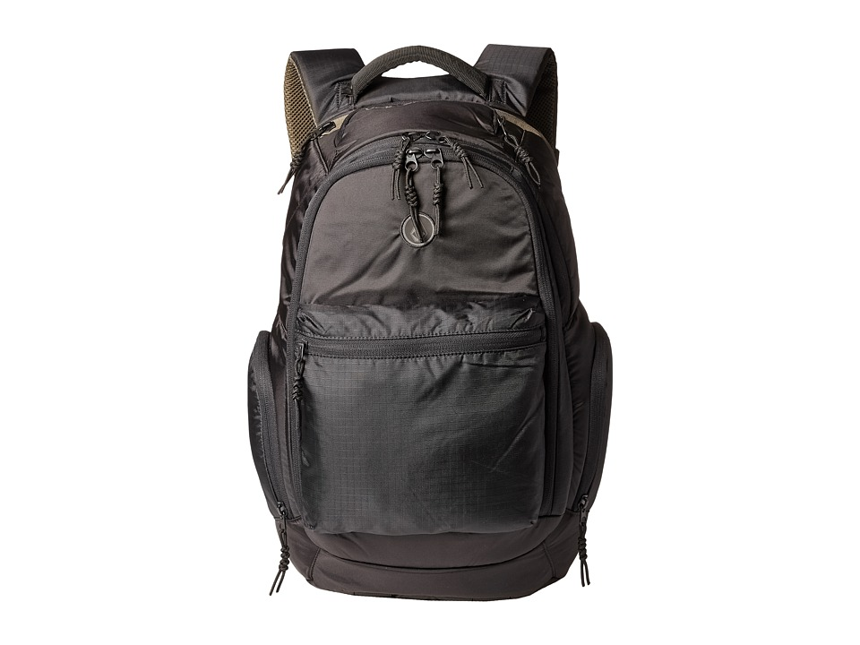 Volcom - Automation (Black Combo) Backpack Bags