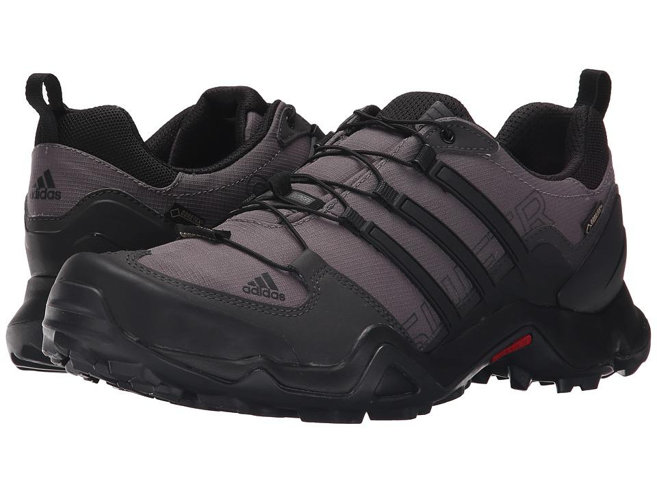 adidas Outdoor - Terrex Swift R GTX (Granite/Black/Shadow Black) Men