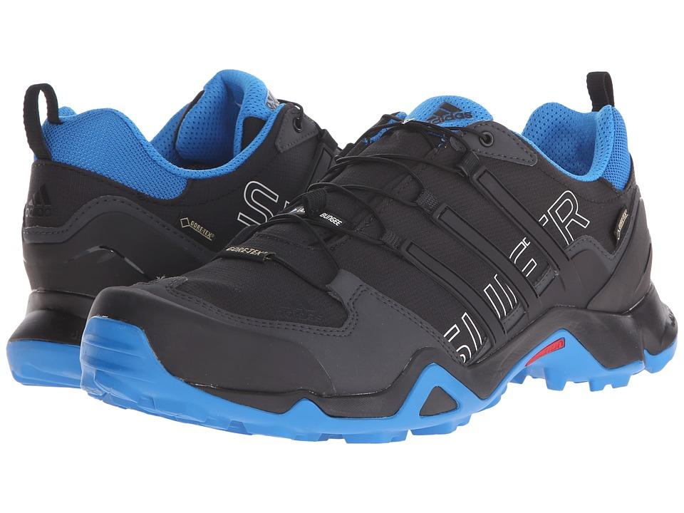 adidas Outdoor - Terrex Swift R GTX (Black/Dark Grey/Chalk White) Men
