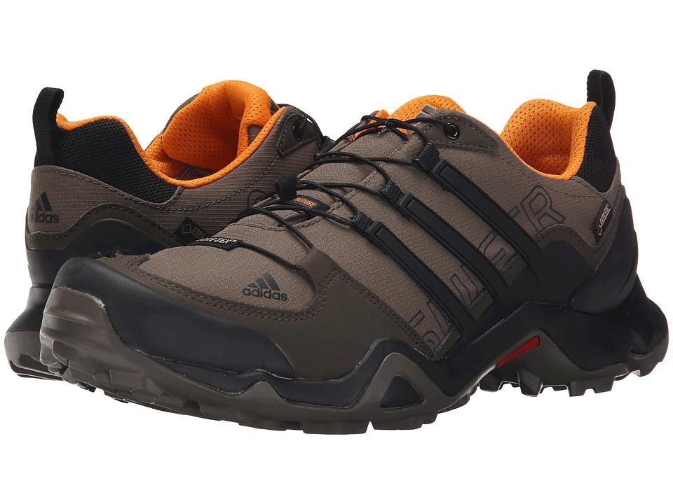 adidas Outdoor - Terrex Swift R GTX (Branch/Black/Umber) Men