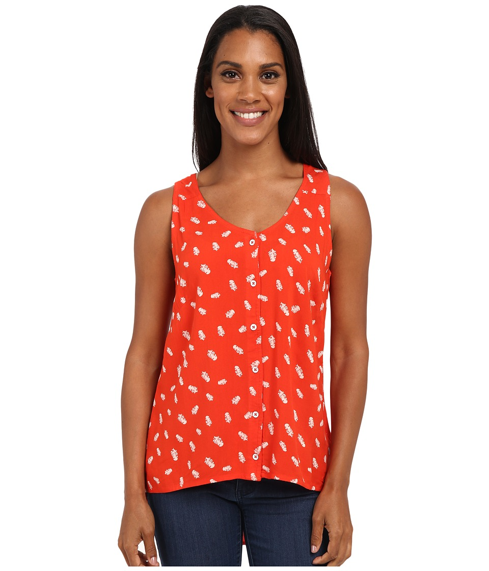 KAVU Beryl Top Firewater Womens Clothing