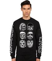 Haculla - All Character Crew Sweatshirt