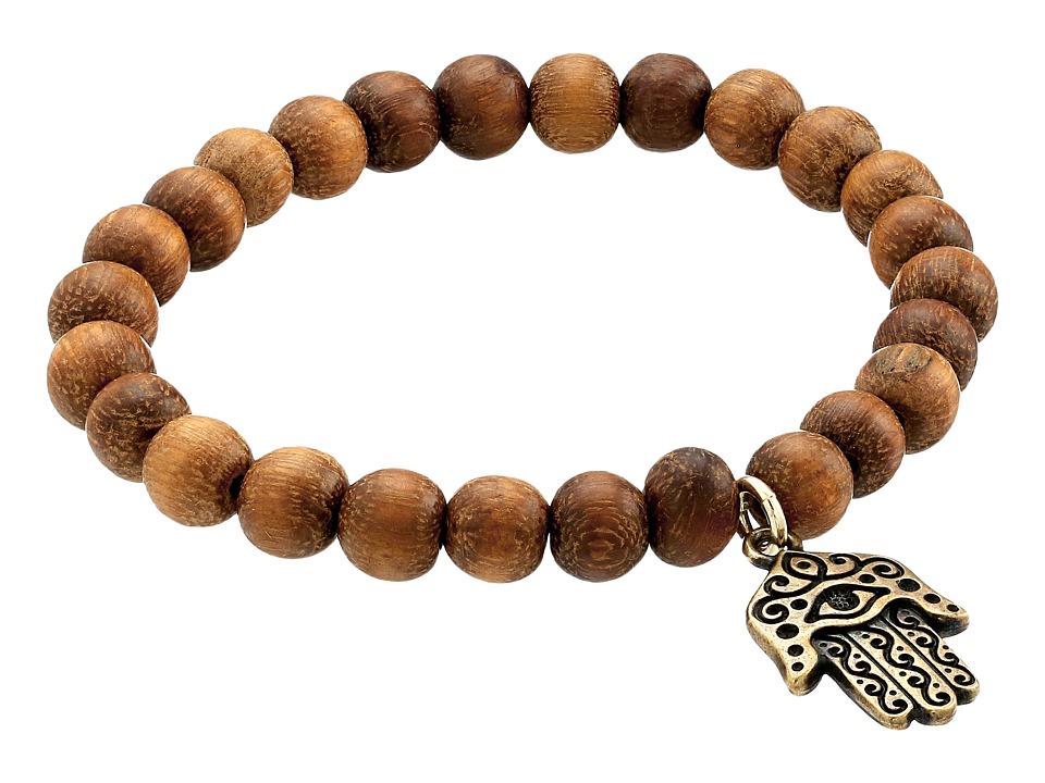 Dee Berkley - Protection II Bracelet (Brown) Bracelet
