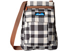 KAVU For Keeps (BW Plaid)