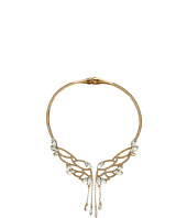 Betsey Johnson - Heaven Sent Wing Collar Necklace