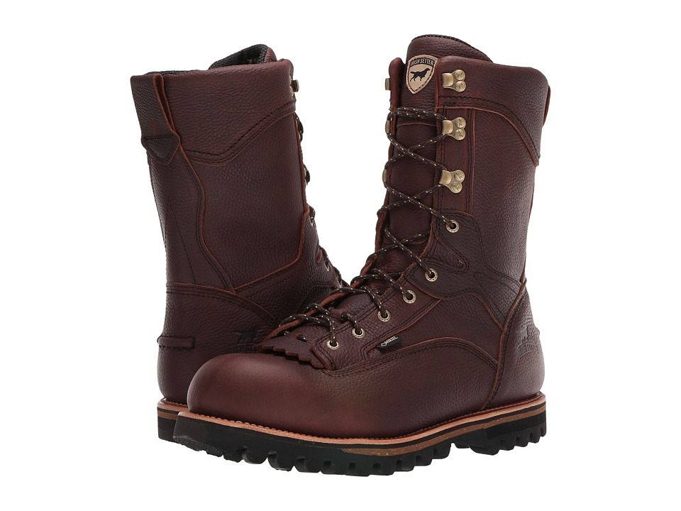 Irish Setter - Elk Tracker GORE-TEX(r) 12 860 (Brown Worn Saddle Leather) Mens Waterproof Boots