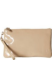 Mighty Purse - Patent Cow Leather Wristlet
