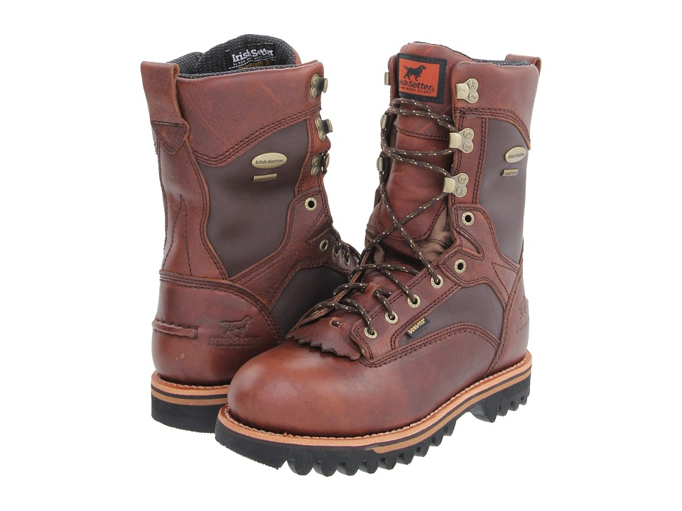 Irish Setter - Elk Tracker GORE-TEX(r) 12 882 (Brown Full Grain Leather) Mens Waterproof Boots