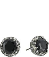 Betsey Johnson - Panther Halo Stud Earrings
