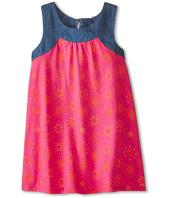 Roxy Kids - Mdlion Print Dress (Toddler/Little Kids)