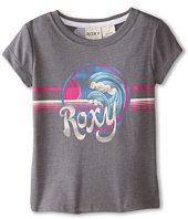 Roxy Kids - 90s Wave Tee (Toddler/Little Kids)