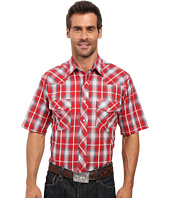 Roper - 0297 Red & Grey Plaid