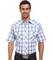 Roper - 0296 Blue & White Plaid