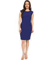 Tahari by ASL Petite - Petite Bi-Stretch Seamed Sheath Dress