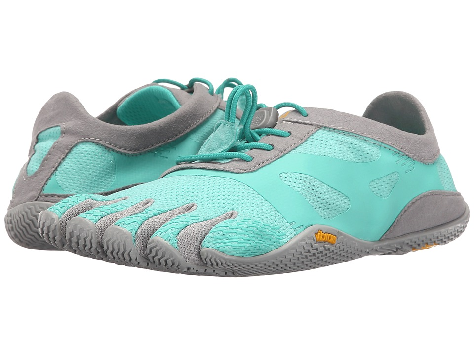 Vibram FiveFingers KSO EVO Mint/Grey Womens Shoes